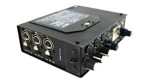 The Shure FP33 3-Channel Portable Stereo Mixer is available at Hollywood Sound Systems.