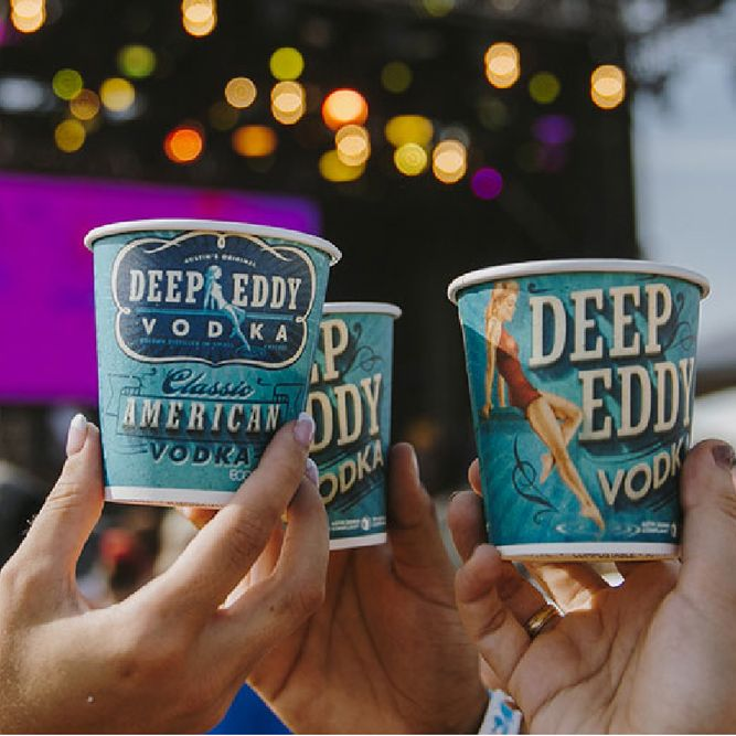 Deep Eddy Vodka Multi City Partnership