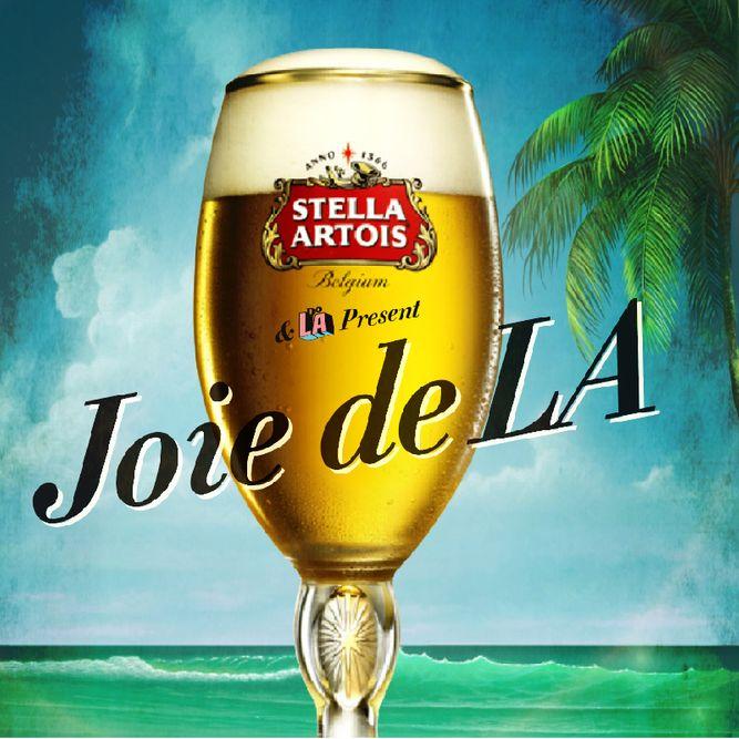 Joie de LA With Stella Artois