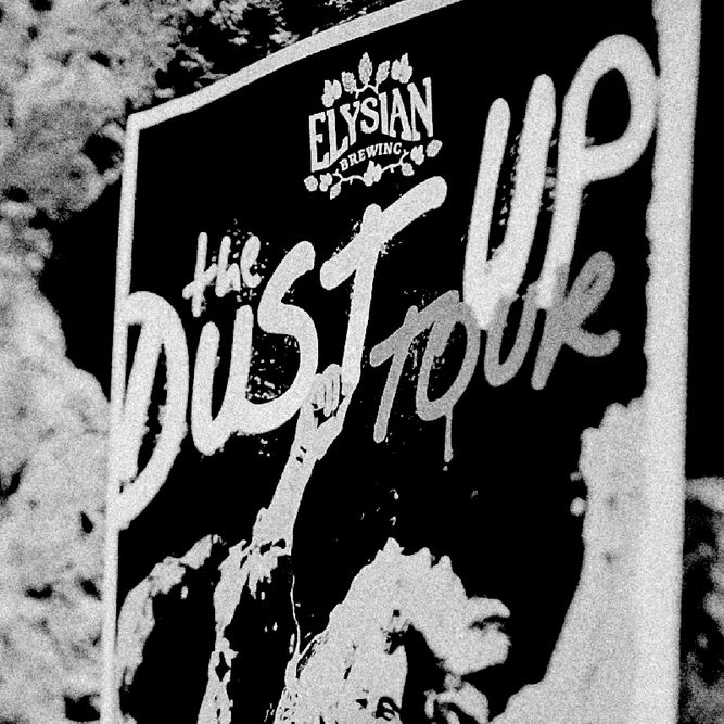 The Dust Up Tour with Elysian Brewing