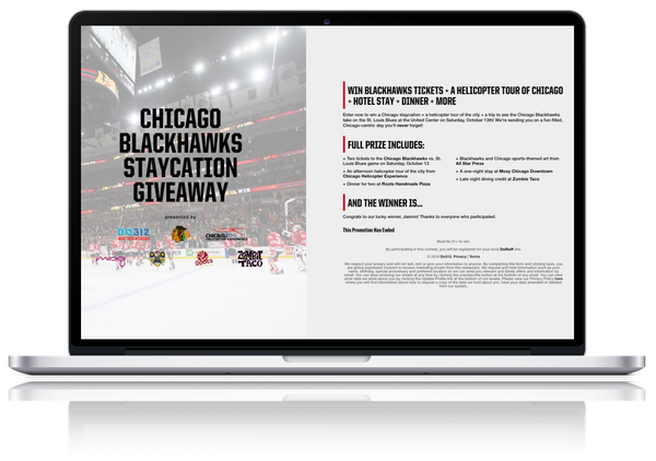 Chicago Blackhawks WEB