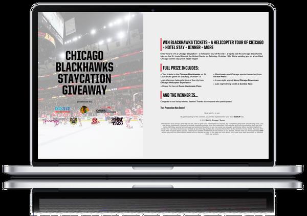 Chicago Blackhawks WEB