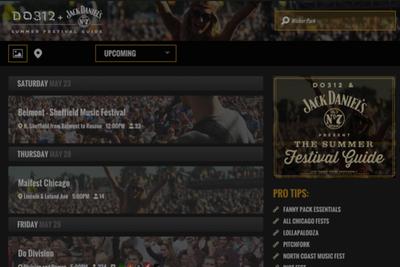 Jack Daniel's Summer Fest Guide