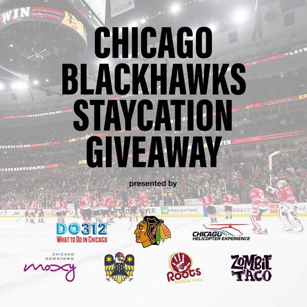Chicago Blackhawks social