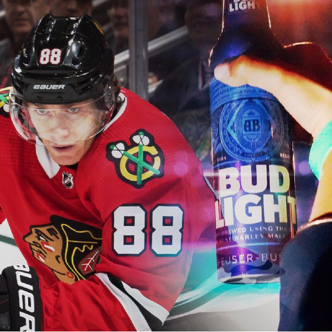 Bud Light Presents Hawks Happy Hours Series
