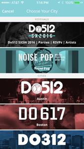 DoStuff App Noise Pop Lens