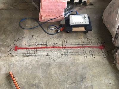 GPRS-Locates-Reinforcements-Inside-Concrete-Column-For-New-Plumbing-Lines-Chicago-Illinois-1.jpg