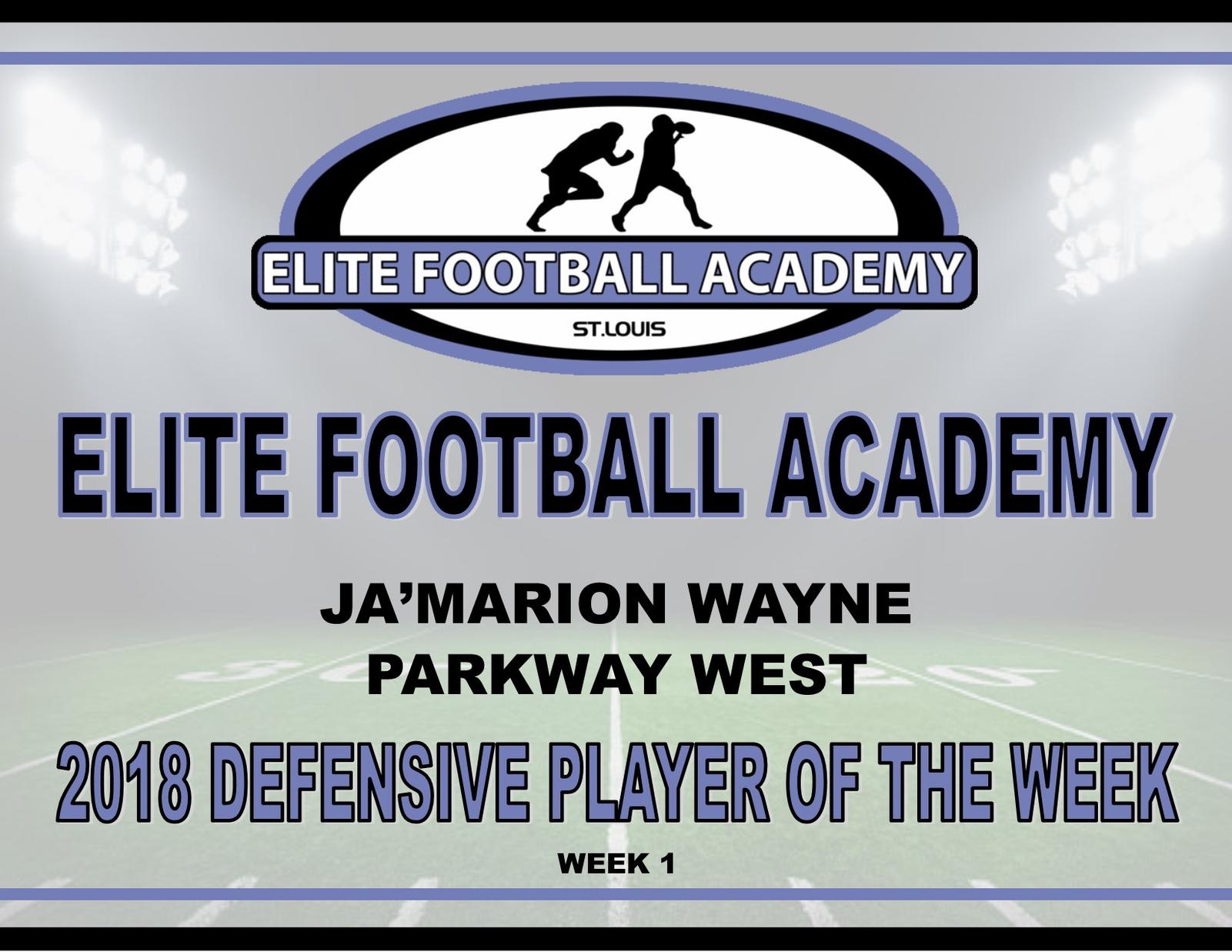 2018  Defensive Player of the Week 1 JaMarion Wayne.jpg