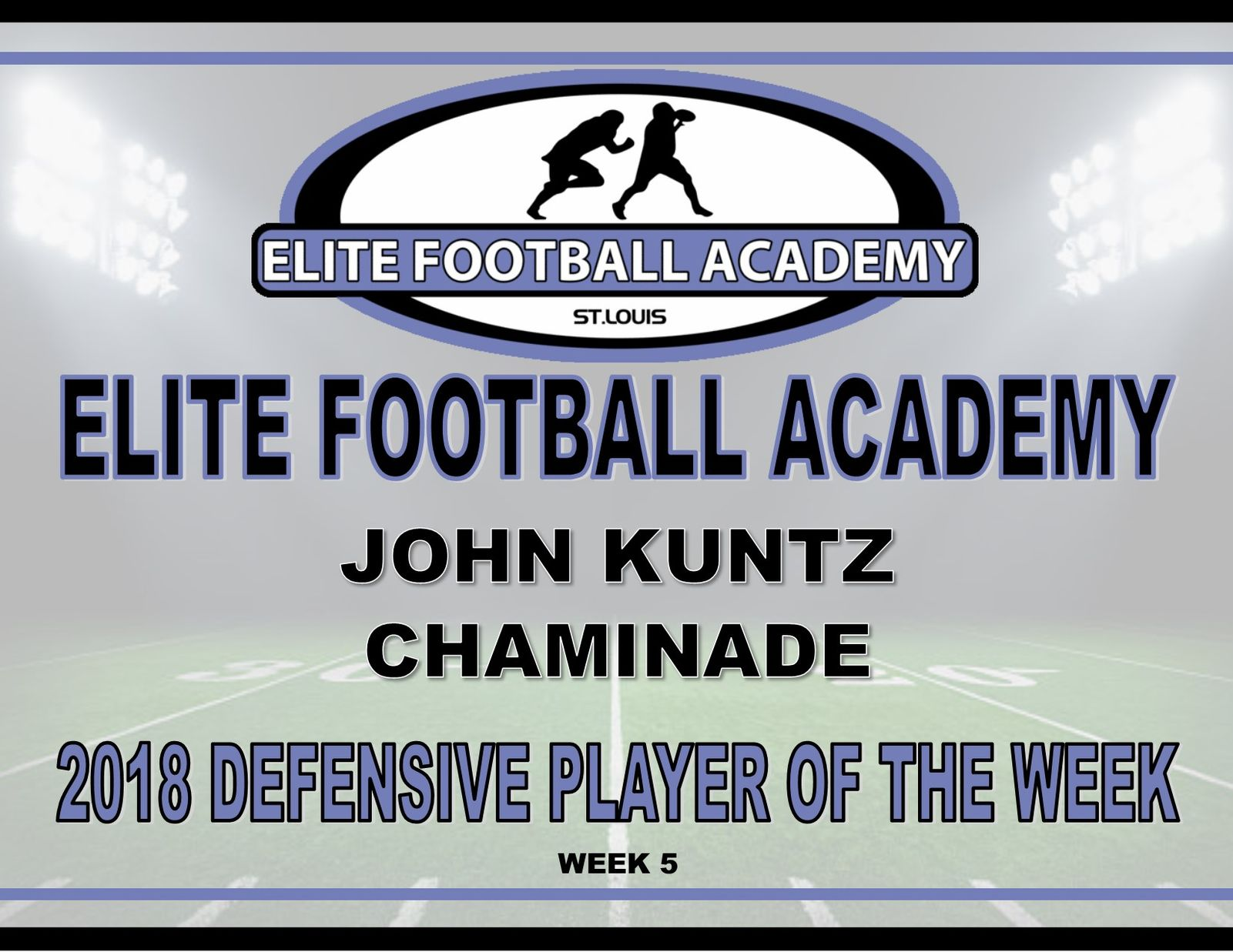 2018  Defensive Player of the John Kuntz Week 5.jpg