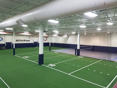 STATE OF THE ART TRAINING FACILITIES