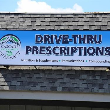 Convenient Drive-Thru
