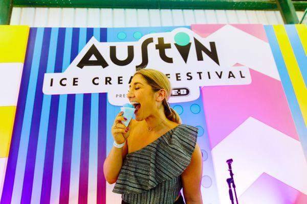 Austin Ice Cream Fest
