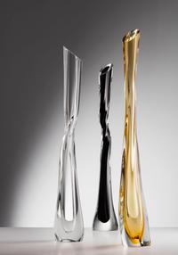 Jacqueline Terpins Glass Vases