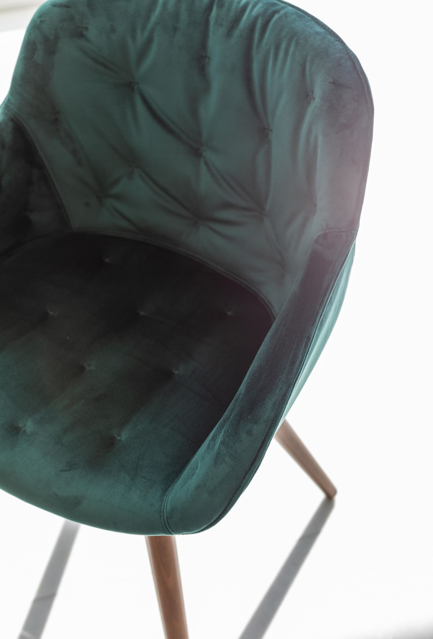 Green Soft Chair Sunny Isles