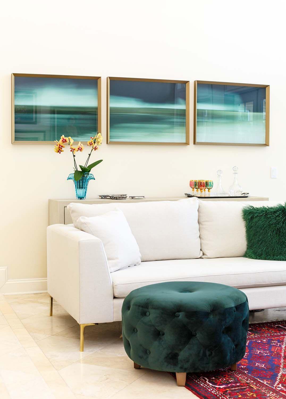 Modern Coastal Interior Design