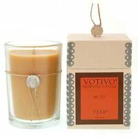 Teak Aromatic Candle