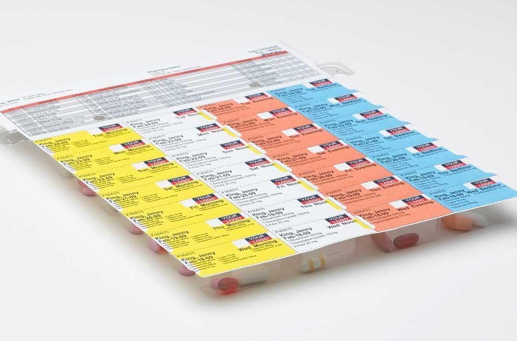 Multi-Dose Packaging
