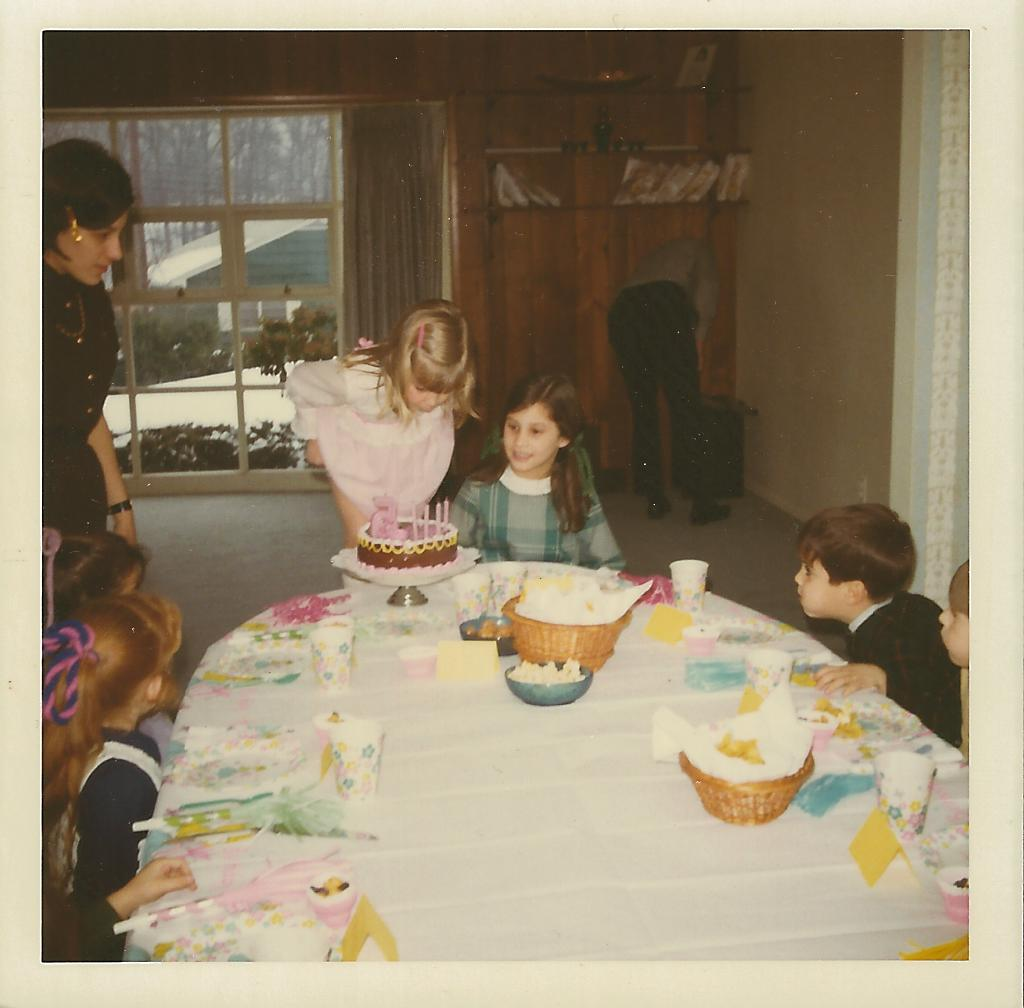 Wendy's 5th Birthday
