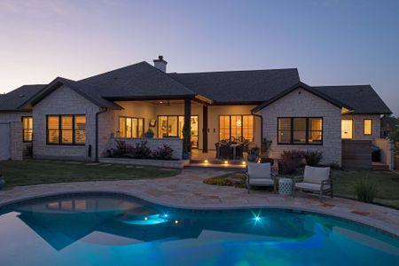 Custom House Builder in Austin, Texas