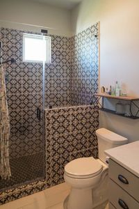 Modern Custom Bathroom and Shower Design & Construction