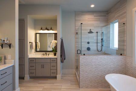 Custom Bathroom Construction & Remodeling - Austin, TX