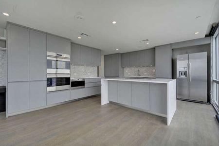 Custom Modern Kitchen Design - Austin Kitchen Remodeling