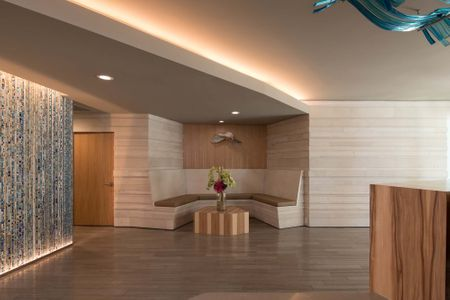 Modern Office Lobby Remodeling Project