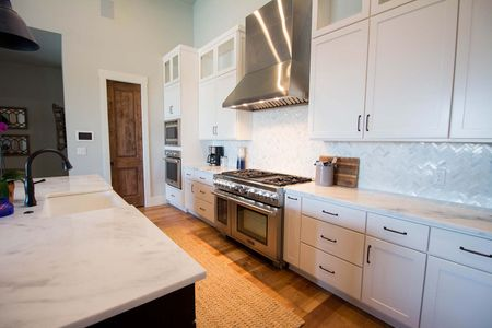 Custom Kitchen Construction in Austin, TX