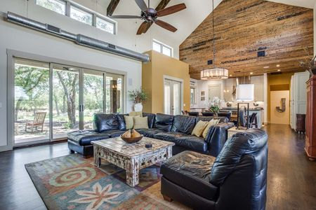 Custom Modern Farmhouse Home in Driftwood, Texas