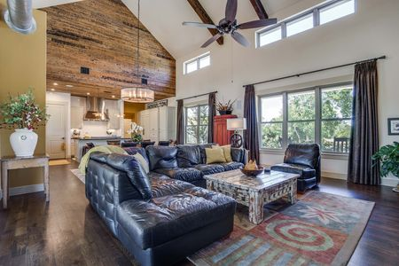 Modern Rustic Chic Custom Home Design