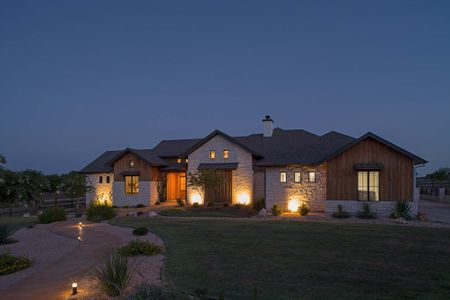Luxury Custom Home Construction and Remodeling - Austin, TX