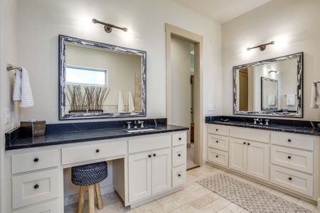 Custom Bathroom Renovation in Driftwood, Texas