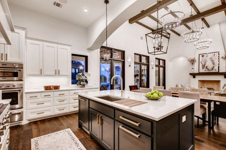 Custom Luxury Kitchen Remodeling in Austin, Texas