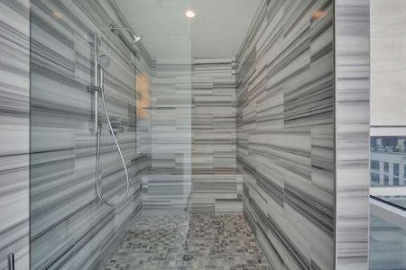 Luxury Custom Shower - Austin, TX Bathroom Design and Remodeling