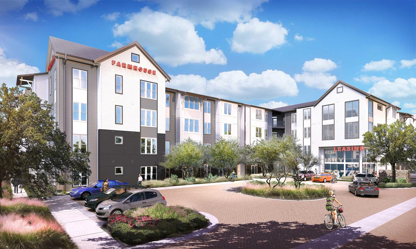 Apartments Near South Austin