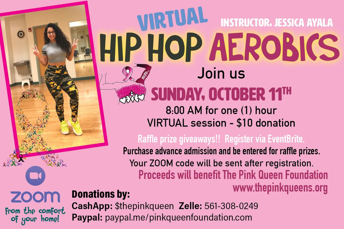 Pink Queen Virtual Aerobics October.jpg