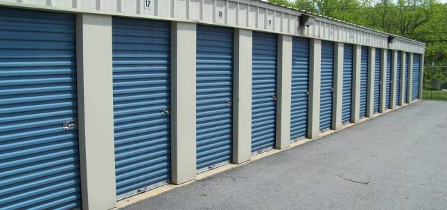 Allentown, Pennsylvania Storage Rental