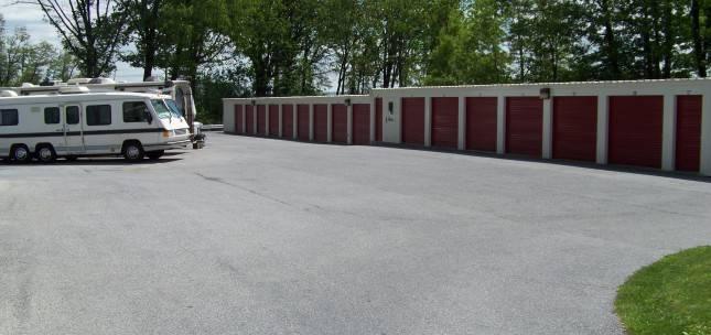 Self storage Oakview Drive Allentown