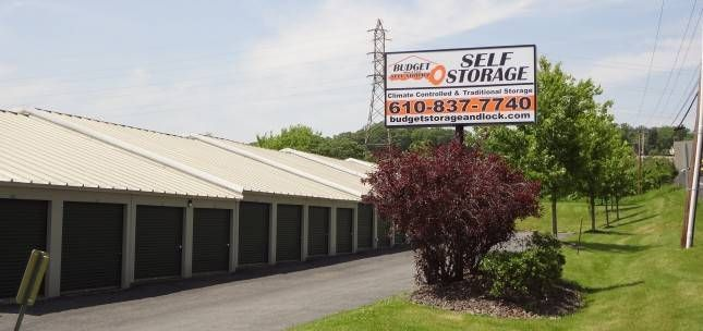 Bath, Pennsylvania Self Storage Units