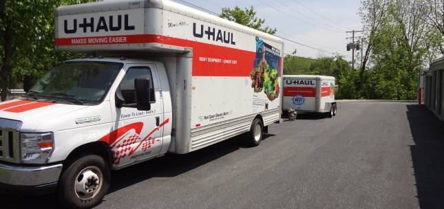 Moving Truck Rental Allentown, Pennsylvania