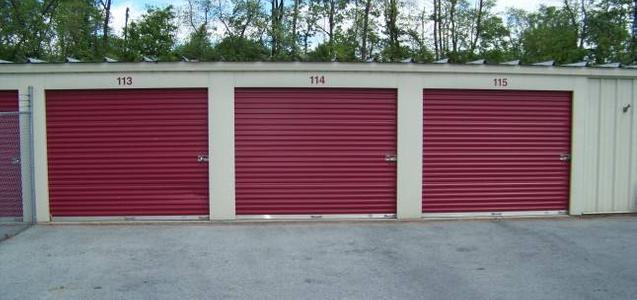 Allentown, Pennsylvania Storage Facilities
