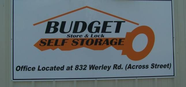 Budget Store & Lock Self Storage Oakview Drive Allentown