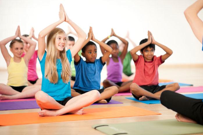 Kiddo Yoga