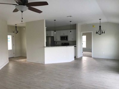 New Ranch House with Open Floor Plan in Sebring, Florida