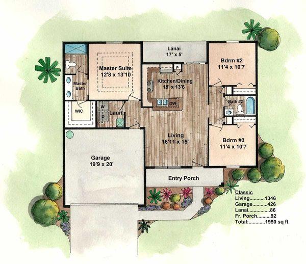 Florida Cheap House Plans