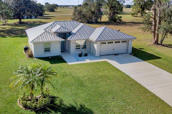 Sebring, Florida Custom Home Construction