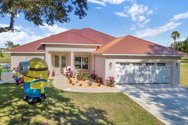 Sebring, Florida - Spring Lake Custom Home