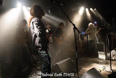 Railroad Earth 7/14/13