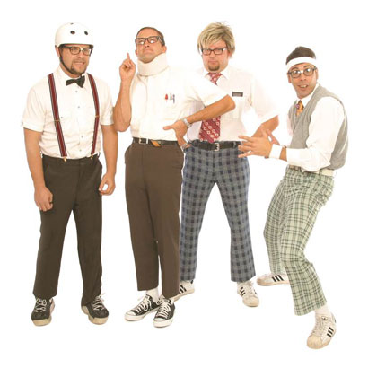 Halloween with The Spazmatics