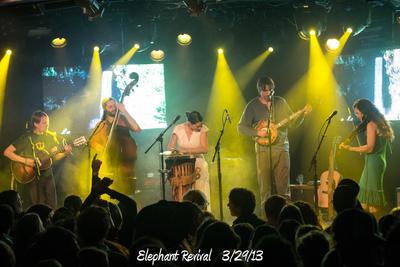 Elephant Revival 3/29/13